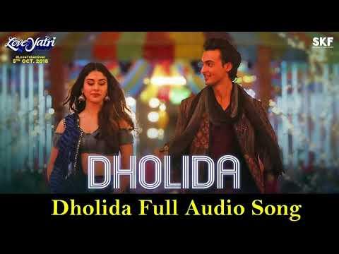 Dholida Full Audio Song | Loveratri | Udit Narayan, Neha Kakkar, Palak Muchchal, Raja Hassan