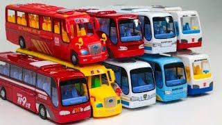 Police Bus Fire Bus School Bus Express Bus Super Bus Transformers 9 Vehicle Robot Car Toys