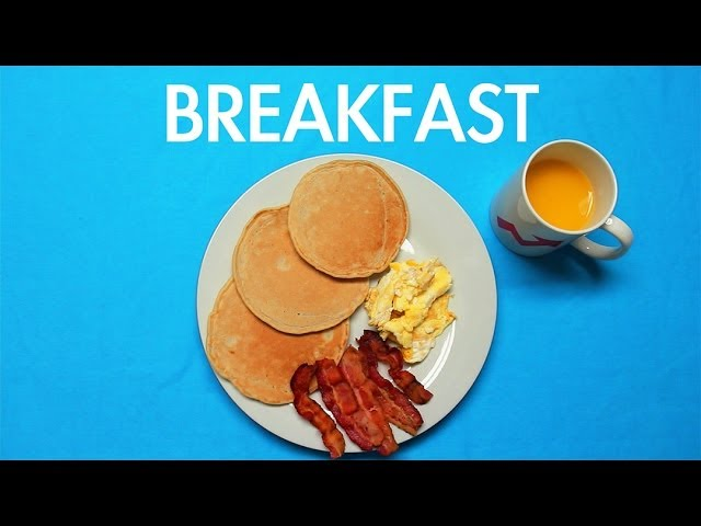 This Is What Breakfast Looks Like In Countries Around The World - Breakfast around world