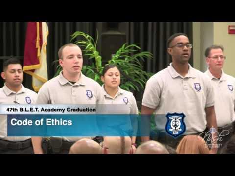 Nash Community College BLET 47th Academy Graduation