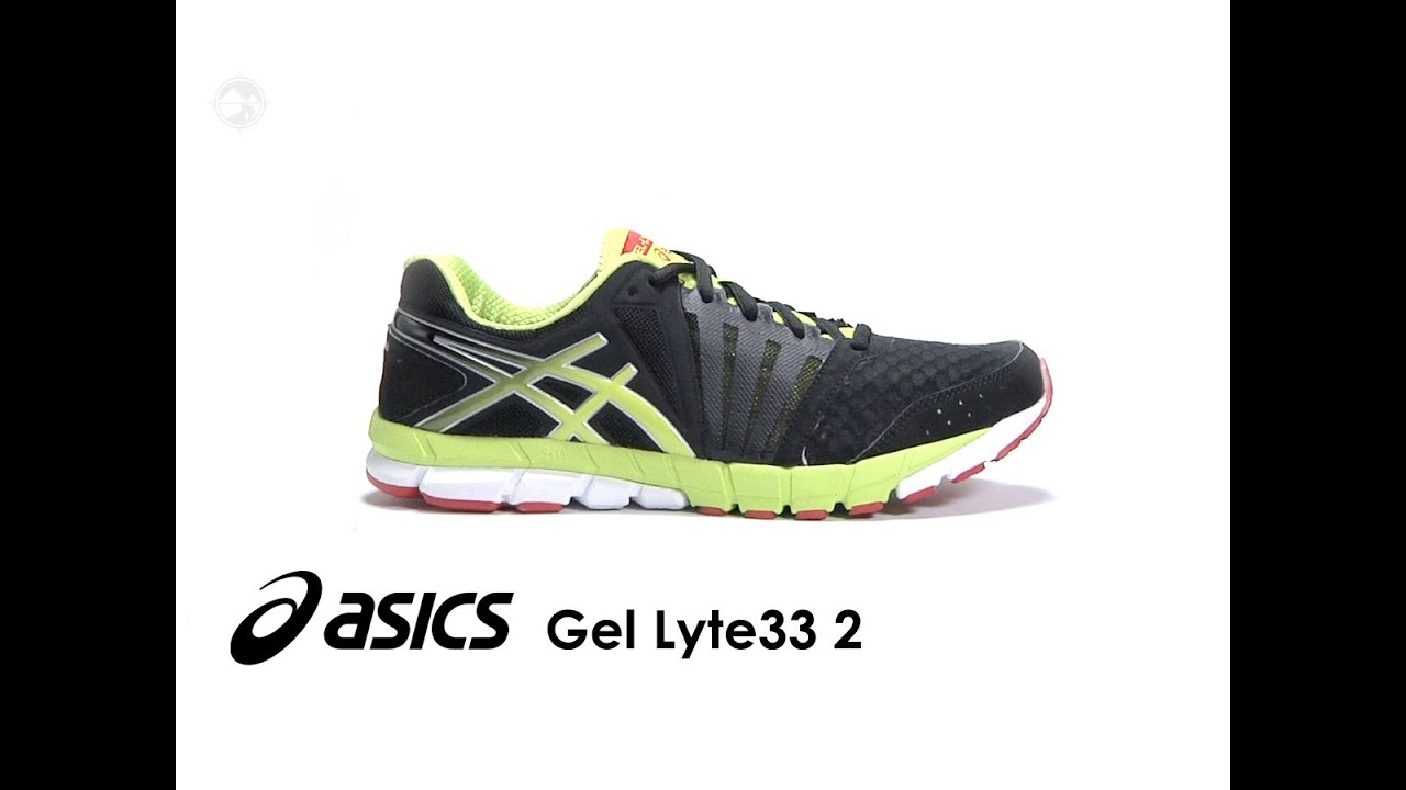 Asics Gel Lyte33 2 Shoe Review YouTube
