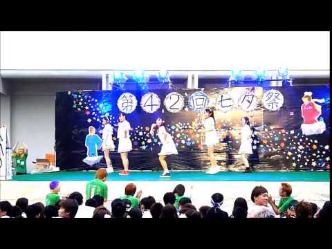 AMO 2014 七夕祭 三年 into the new world