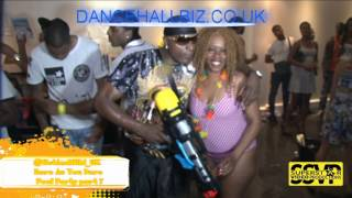 Repeat youtube video WET & WILD  Bare As You Dare Pool Party part 7