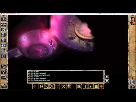 Baldur's Gate 2 Enhanced Edition Solo Assassin Twisted Rune
