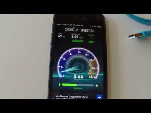 iPhone 5 Lightning Cable Kills 3G Performance