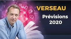 PRÉVISIONS 2020 - VERSEAU