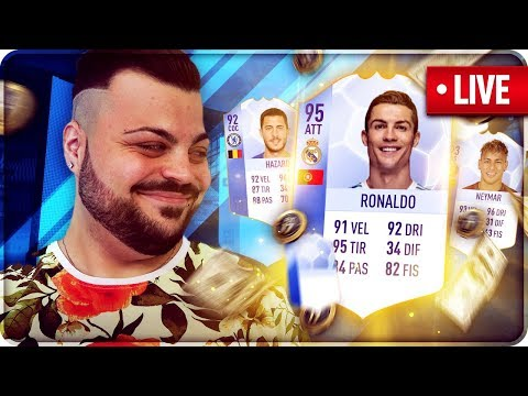 FUT CHAMPIONS WEEKEND LEAGUE + TOTT PACK OPENING IN LIVE  !!! 🔴