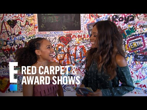 What Would Logan Browning Say to Beyonce? | E! Live from the Red Carpet from YouTube · Duration:  2 minutes 23 seconds