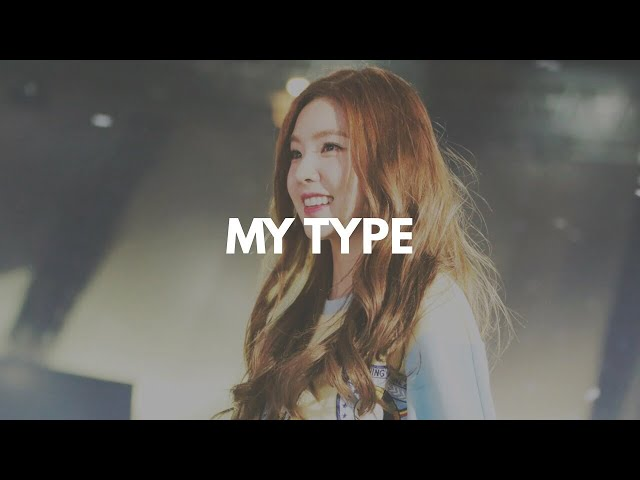 Irene Bae - My Type