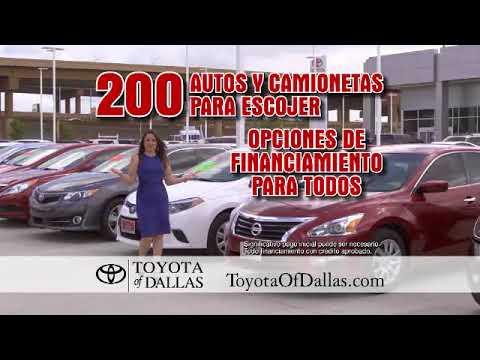 toyota of dallas june used cars español _2015 - youtube