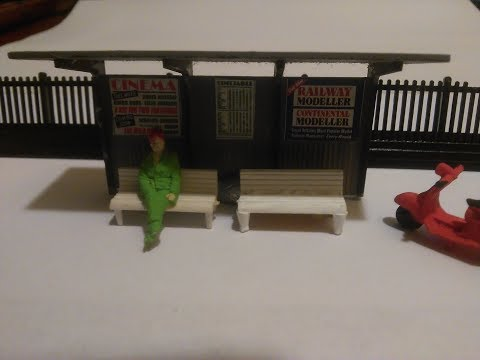 OO Gauge – Building a Model Railway in the Loft – PT1 Idea's and plans.