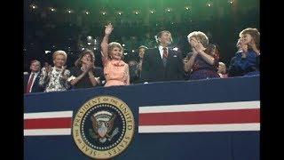 Cuts of Republican Republican Convention During President Reagan