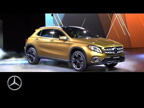 Mercedes-Benz at NAIAS 2017 – New GLA revealed – Mercedes-Benz original