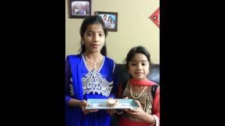 Vibha & Aditi video for Vibha