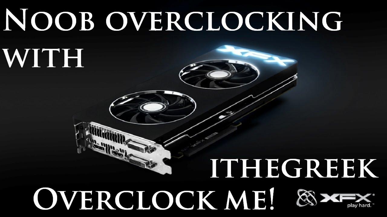 Overclocking the XFX R9 290