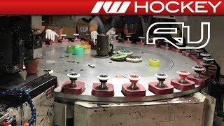 How the Revision Flex Roller Hockey Wheel is Made