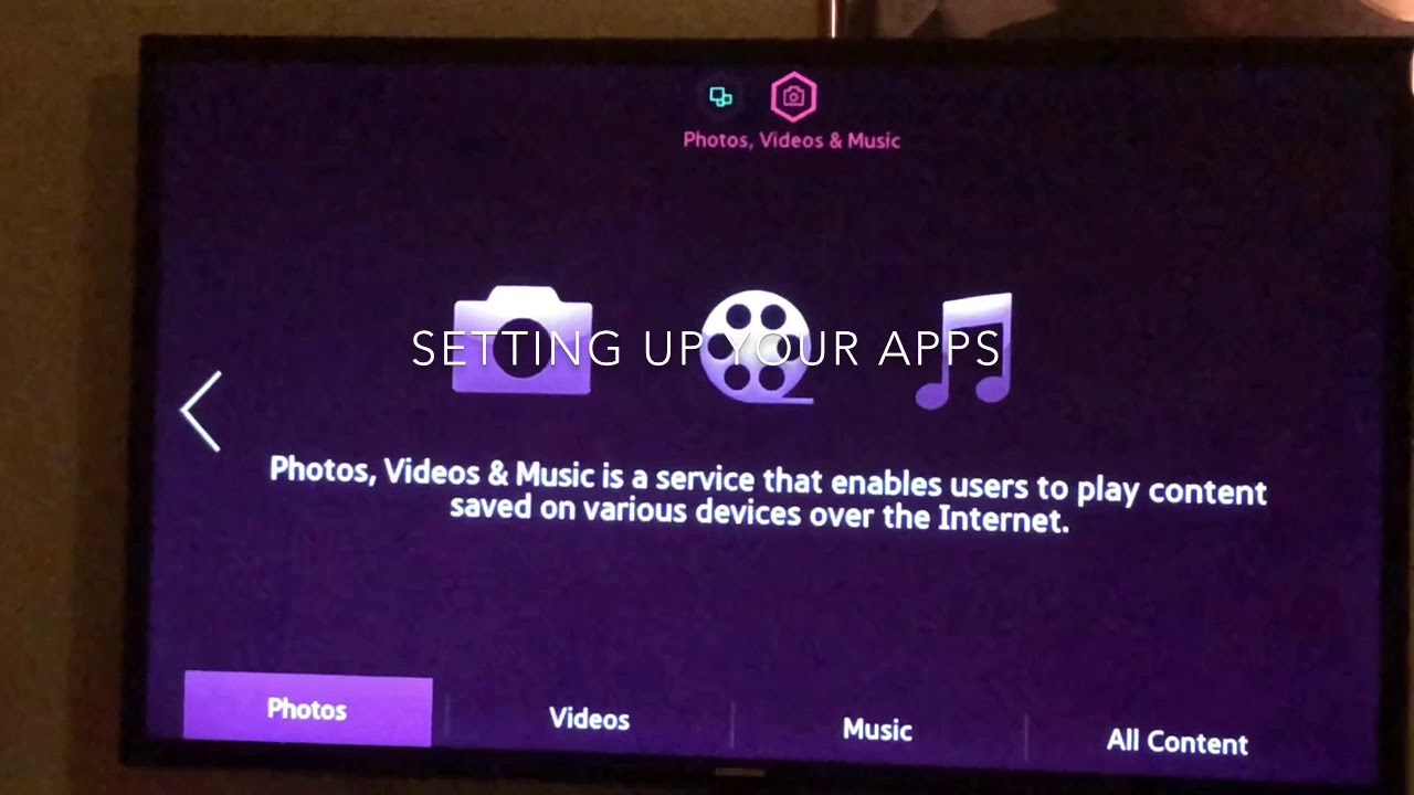 Converting Samsung Hotel TV Back To Family Friendly