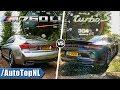Panamera Turbo S vs M760Li | 0-300km/h ACCELERATION TOP SPEED | SOUND & INTERIOR by AutoTopNL