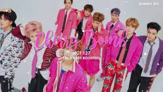 Video [3D+BASS BOOSTED] NCT 127 - CHERRY BOMB | bumble.bts download MP3, 3GP, MP4, WEBM, AVI, FLV Maret 2018