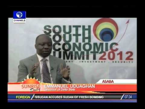 We are investing in human capital development -- Governor Uduaghan