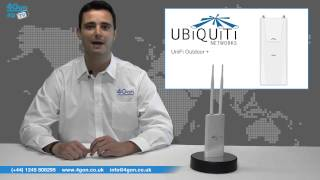 ubiquiti unifi outdoor 5 access point uap outdoor5 video review unboxing