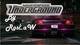 Need For Speed Underground by RosŁaW 1080p FHD
