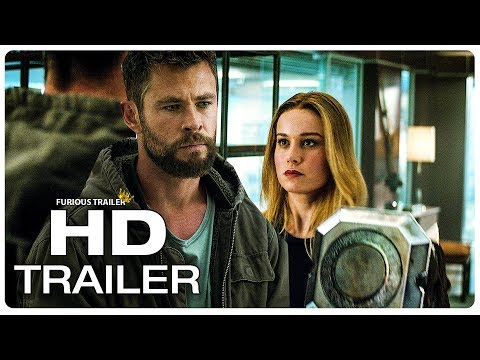 AVENGERS 4 ENDGAME Trailer #3 Official (NEW 2019) Marvel Superhero Movie HD
