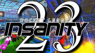 ROCKET LEAGUE INSANITY 23 ! (BEST GOALS, REDIRECTS, FLIP RESETS, DRIBBLES)