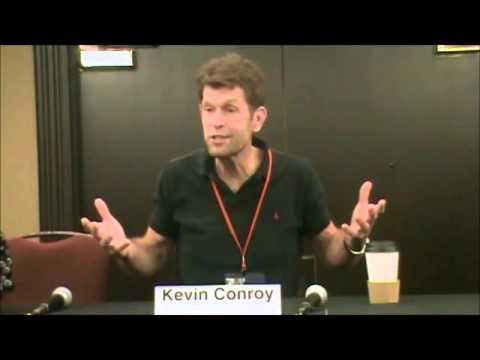 Asylum Tampa 2013 (Kevin Conroy- The Batman Panel) HD