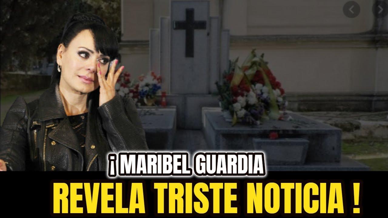 ¡🔥 ULTIMA HORA ! Maribel Guardia REVELA TRlSTE NOTICIA NO Se lo Esperaba Hoy NOTICIA 2020!