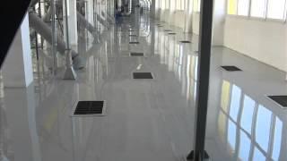 видео Промышленные покрытия