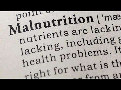 Intro to Nutrition #8: Malnutrition and Overnutrition vs Undernutrition