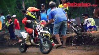 Highlight Kejurnas Motocross 2016 Seri 2 Magelang
