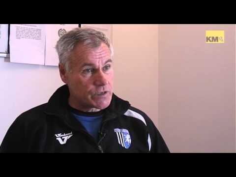 Peter Taylor interview ahead of Bristol City match