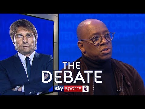 Who's to blame at chelsea; conte or the players? | ian wright & dennis wise | the debate