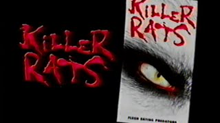 Killer Rats (2003) Teaser (VHS Capture)