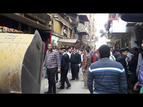 7b659aced حمله إزالة اشغالات على شارع ابو طالب بدار السلام. Blog oxygen Egypt