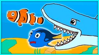 Sea Creatures Song | Learn The Underwater Animals!