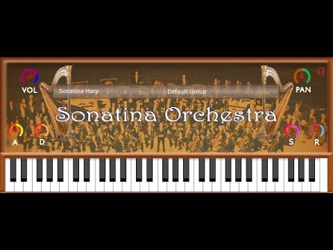 Sonatina Harp VST by bigcat Instruments