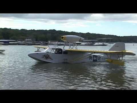 Allison Wheaton, Seaplane Pilot - Fly/In Cruise/In