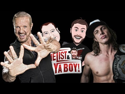 "The List And Ya Boy! #28: DDP on Vader; ""Best of"" Matt Riddle reel; Alberto suspended; more"