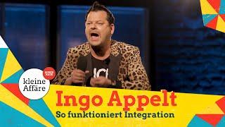 Ingo Appelt – So funktioniert Integration