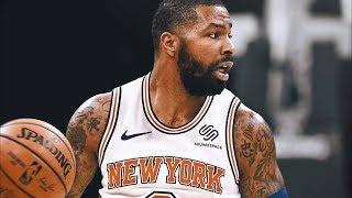 Marcus Morris Signs With Knicks! Betrays Spurs! 2019 NBA Free Agency