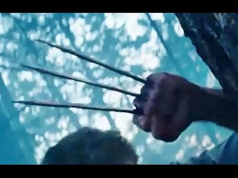 WOLVERINE 3 : LOGAN - Official TV Spot 1 - 2 [HD] (Nuevas Escenas