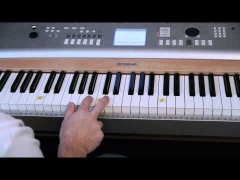 "Easy-to-Play Piano ""My Redeemer Lives"" - (Matt McCoy)"