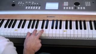 "Easy-to-Play Piano ""My Redeemer Lives"" - (Matt McCoy)"