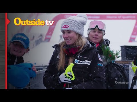 Lindsey Vonn and Mikaela Shiffrin in World Cup Downhill | In Search of Speed