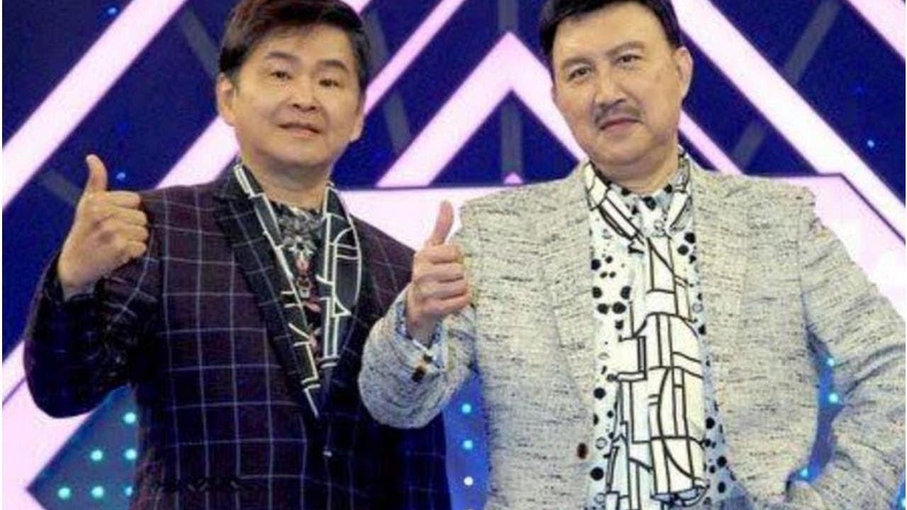 Taiwanese host Ho I-hang, who was still filming a variety