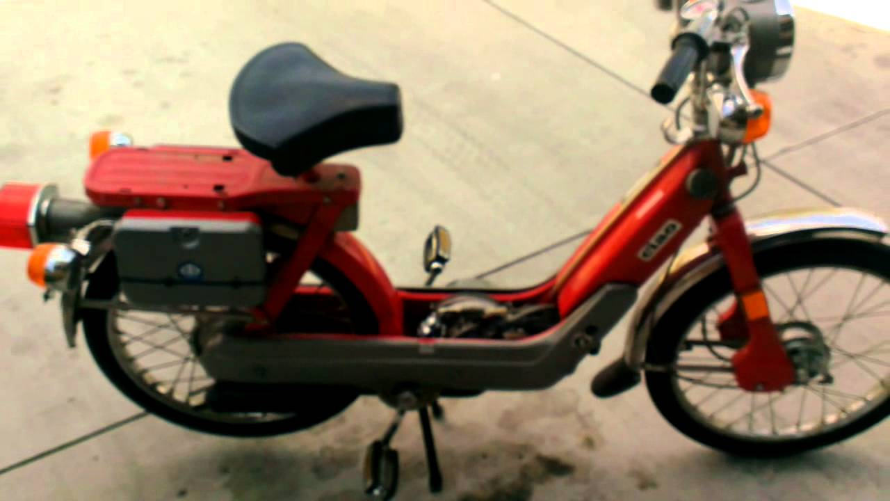 1977 vespa ciao - youtube