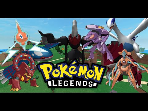 Pokemon Legends - How To Get Deoxys, Rotom, Genesect ...